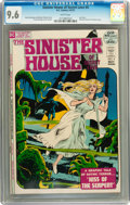 Bronze Age (1970-1979):Horror, Sinister House of Secret Love #4 (DC, 1972) CGC NM+ 9.6 Whitepages....
