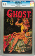 Golden Age (1938-1955):Horror, Ghost #2 (Fiction House, 1952) CGC VG/FN 5.0 Off-white pages....