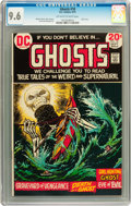 Bronze Age (1970-1979):Horror, Ghosts #18 (DC, 1973) CGC NM+ 9.6 Off-white to white pages....