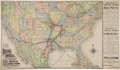 Miscellaneous:Maps, [Map]. Map of the South West Rail System. Missouri PacificRY....