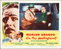 "On the Waterfront (Columbia, 1954). Lobby Card (11"" X 14"")"