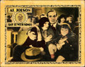 "Movie Posters:Musical, Say It with Songs (Warner Brothers, 1929). Lobby Card (11"" X 14"").. ..."