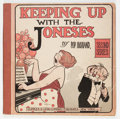 Platinum Age (1897-1937):Miscellaneous, Keeping Up With the Joneses #2 (Cupples & Leon, 1921)Condition: VG....
