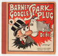 Platinum Age (1897-1937):Miscellaneous, Barney Google and Spark Plug #4 (Cupples & Leon, 1936) Condition: VG....