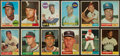 Baseball Cards:Sets, 1961 Topps, 1968 Topps, 1969 Topps Baseball Partial Sets Trio (3). ...