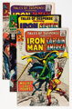 Tales of Suspense #73-79 Group (Marvel, 1966) Condition: Average VF.... (Total: 7 Comic Books)