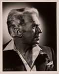 "Autographs:Celebrities, [Douglas Fairbanks, Jr.]. Douglas Fairbanks Jr. Black and WhitePublicity Photograph Signed ""Douglas Fairbanks Jr""..."