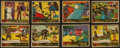 "Non-Sport Cards:Lots, 1936 R60 Gum Inc. ""G-Men & Heroes of The Law"" Collection(21)...."