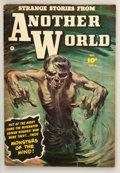 Golden Age (1938-1955):Horror, Strange Stories from Another World #4 (Fawcett, 1952) Condition:FN....