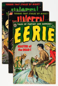 Golden Age (1938-1955):Horror, Comic Books - Assorted Golden Age Horror Comics Group (VariousPublishers, 1950s).... (Total: 5 Comic Books)