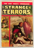 Golden Age (1938-1955):Horror, Strange Terrors #5 (St. John, 1952) Condition: FN-....
