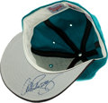 Baseball Collectibles:Hats, Alex Rodriguez Signed Seattle Mariners Cap....