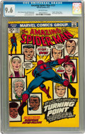 Bronze Age (1970-1979):Superhero, The Amazing Spider-Man #121 (Marvel, 1973) CGC NM+ 9.6 Off-whitepages....