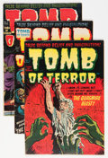 Golden Age (1938-1955):Horror, Tomb of Terror Group (Harvey, 1952-53).... (Total: 6 Comic Books)