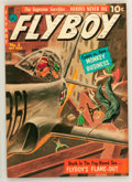 Golden Age (1938-1955):War, Flyboy #2 (Ziff-Davis, 1952) Condition: VF/NM....