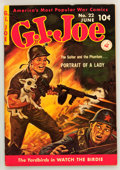 Golden Age (1938-1955):War, G. I. Joe V2#22 (Ziff-Davis, 1953) Condition: VF/NM....