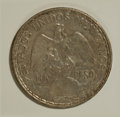 Mexico, Mexico: Two piece lot including:... (Total: 2 coins)