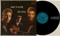 Music Memorabilia:Recordings, Eddie Cochran Singin' To My Baby LP (Liberty 3061, 1957)....