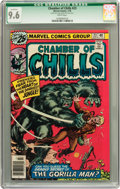 Bronze Age (1970-1979):Horror, Chamber of Chills #23 (Marvel, 1976) CGC Qualified NM+ 9.6 Whitepages....