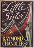 Books:Mystery & Detective Fiction, Raymond Chandler. The Little Sister. Boston: HoughtonMifflin Company, 1949. First edition. Octavo. 249 pages. P...