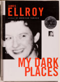 Books:Biography & Memoir, James Ellroy. SIGNED. My Dark Places. New York: Alfred A.Knopf, 1996. First edition. Signed by the author on ...