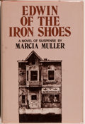 Books:Mystery & Detective Fiction, Marcia Muller. Edwin of the Iron Shoes. New York: DavidMcKay Company, Inc./Ives Washburn, Inc., 1977. First edi...