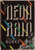 Books:Mystery & Detective Fiction, James Lee Burke. The Neon Rain. New York: Henry Holt andCompany, 1987. First edition. Octavo. 248 pages. Publis...