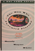 Books:Mystery & Detective Fiction, Randy Wayne White. SIGNED. The Man Who Invented Florida. NewYork: St. Martin's Press, 1993. First edition. Sign...