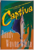 Books:Mystery & Detective Fiction, Randy Wayne White. SIGNED. Captiva. New York: G. P. Putnam'sSons, 1996. First edition. Signed by the author o...