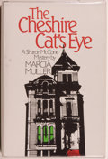 Books:Mystery & Detective Fiction, Marcia Muller. INSCRIBED. The Cheshire Cat's Eye. A SharonMcCone Mystery. New York: St. Martin's, 1983. First e...