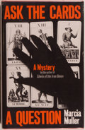 Books:Mystery & Detective Fiction, Marcia Muller. SIGNED. Ask the Cards a Question. New York:St. Martin's Press, 1982. First edition. Signed by ...