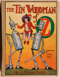 Books:Children's Books, L. Frank Baum. The Tin Woodman of Oz. Chicago: Reilly &Lee Co., 1918. Later reprint with no color plates. Octav...