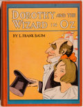 Books:Children's Books, L. Frank Baum. Dorothy and the Wizard in Oz. Chicago: Reilly& Lee, 1908. Later reprint with no color plates. Oc...
