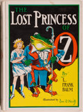 Books:Children's Books, L. Frank Baum. The Lost Princess of Oz. Chicago: Reilly& Lee Co., 1917. Later reprint with no color plates. Oct...