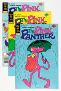 Bronze Age (1970-1979):Cartoon Character, Pink Panther File Copies Group (Gold Key, 1970s) Condition: AverageVF+.... (Total: 18 Comic Books)