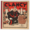 Platinum Age (1897-1937):Miscellaneous, Clancy the Cop #1 (Dell, 1930) Condition: GD/VG....