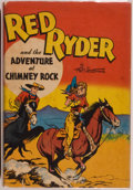 Books:Children's Books, H. C. Thomas. Red Ryder and the Adventure at Chimney Rock.Racine: Whitman Publishing Company, 1946. Authorized ...