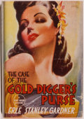 Books:Mystery & Detective Fiction, Erle Stanley Gardner. The Case of the Gold-Digger's Purse.London: Cassell and Company, Ltd., 1948. First Englis...