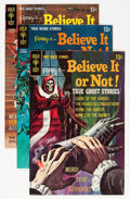 Silver Age (1956-1969):Horror, Ripley's Believe It Or Not File Copy Group (Gold Key, 1969-80)Condition: Average VF+.... (Total: 55 Comic Books)