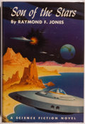 Books:Science Fiction & Fantasy, [Jerry Weist]. Raymond F. Jones. Son of the Stars. Philadelphia: Winston, [1958]. Fourth printing. Octavo. 210 pages...