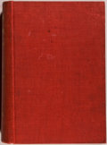 Books:Science Fiction & Fantasy, [Jerry Weist]. H. G. Wells. Two Stories Collected in Bound Volume of Pearson's Magazine. Volume XIII. January to J...