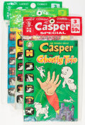 Bronze Age (1970-1979):Cartoon Character, Harvey-Pax Casper Related File Copy Group (Harvey, 1970)....(Total: 11 Items)