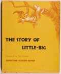 Books:Children's Books, Vee Guthrie [illustrator]. Ernestine Cobern Beyer. The Story ofLittle-Big. Chicago: Reilly & Lee, 1962. Octavo. Pub...