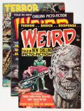 Magazines:Horror, Miscellaneous Horror Magazines Group (Various Publishers, 1960s-80s) Condition: Average VG.... (Total: 33 Comic Books)