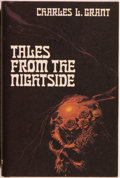 Books:Horror & Supernatural, Charles L. Grant. Tales from the Nightside. [Sauk City]:Arkham House, [1981]. First edition, first printing. Oc...