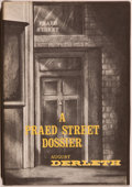 Books:Mystery & Detective Fiction, August Derleth. A Praed Street Dossier. Sauk City: Mycroft & Moran, 1968. First edition, first printing. Octavo. 108...