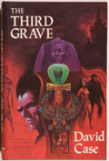 Books:Horror & Supernatural, David Case. The Third Grave. Sauk City: Arkham House,[1981]. First edition, first printing. Octavo. 184 pages. Publ...
