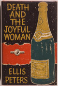 Books:Mystery & Detective Fiction, Ellis Peters. Death and the Joyful Woman. London: Publishedfor the Crime Club by Collins, 1961. First English e...