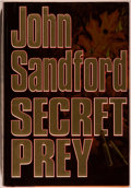 Books:Mystery & Detective Fiction, John Sandford. SIGNED. Secret Prey. New York: Putnam,[1998]. First edition, first printing. Signed by Sandfor...