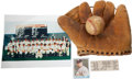 "Baseball Collectibles:Others, 1984 ""The Natural"" Props Lot...."